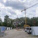 Budowa w Zabrzu